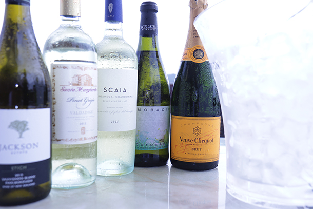 여름의 와인 다섯, 그리고 칵테일