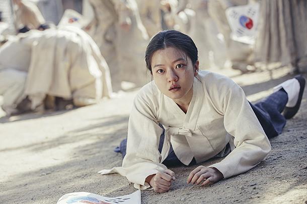 영화 속 여성들│① 미쓰백, 유관순, 지우, 조안, 캡...
