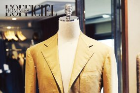MASTER GUIDE TO BESPOKE SUIT