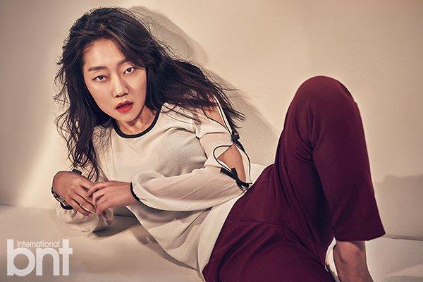 박경혜, bnt 화보