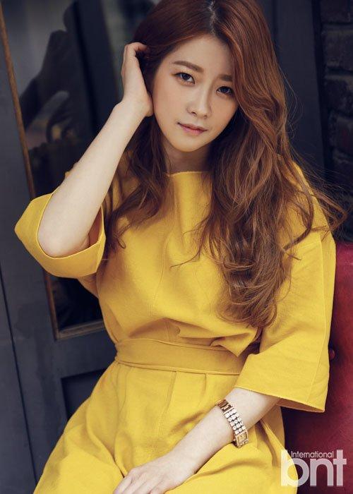 김승혜, bnt 화보