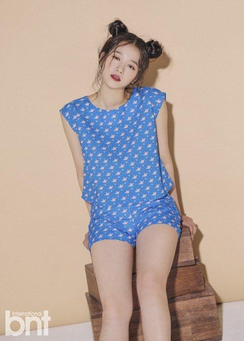 김혜림, bnt 화보