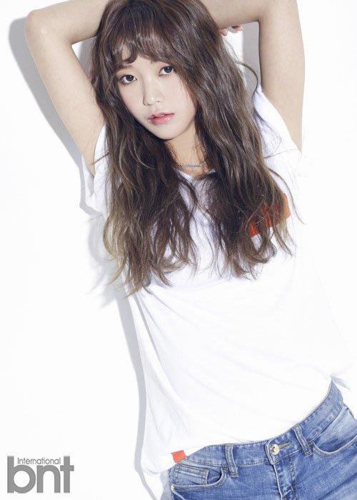 김소희, bnt 화보