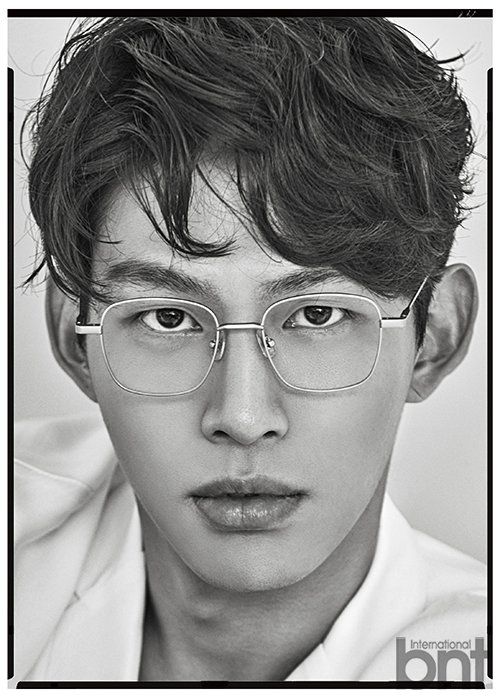 최정원, bnt 화보