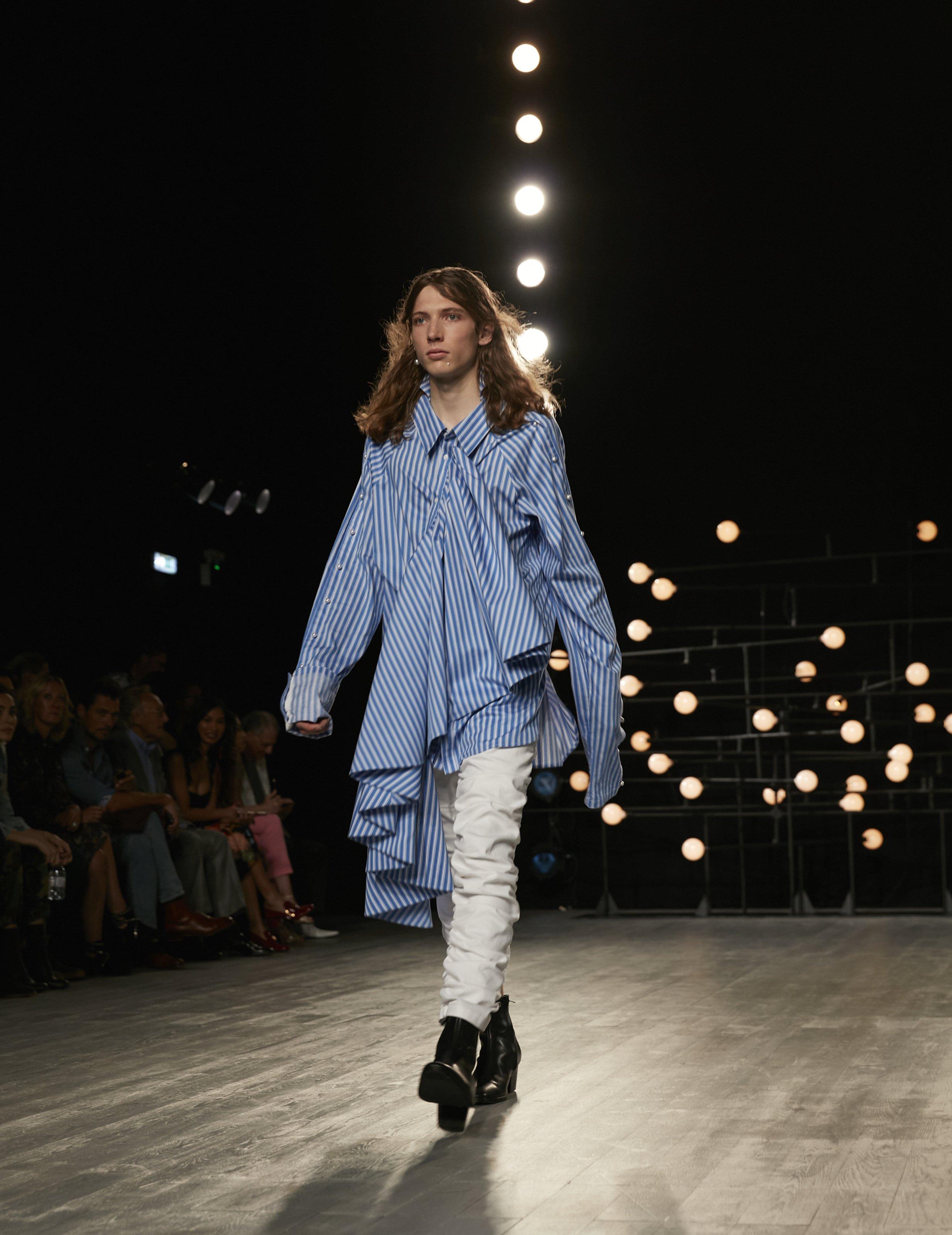 블라인드니스, '런던패션위크맨즈 2018' 19SS 컬렉션
