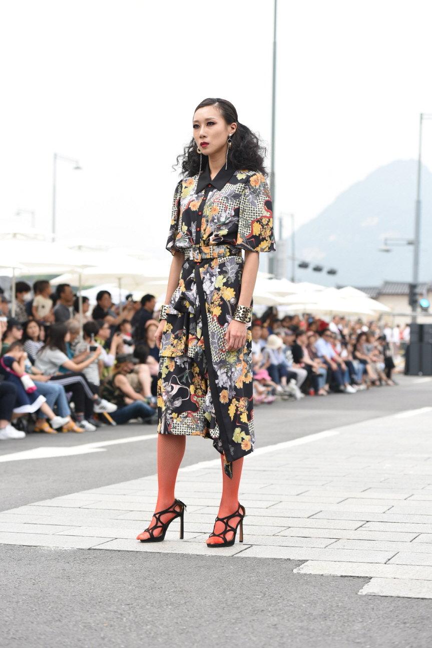 서울 365-차 없는 거리 패션쇼