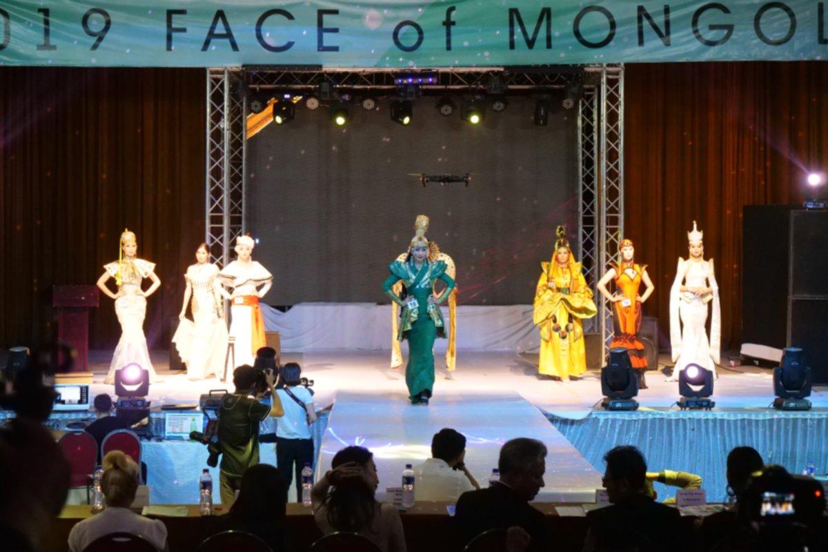 2019 아시아모델페스티벌 페이스 오브 몽골 with 마이지놈박스