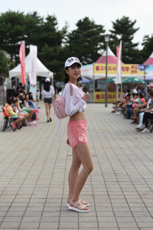 서울 365-뚝섬 야외수영장 패션쇼