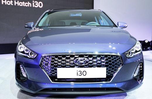 [신형 i30 출시] 현대차 새로운 디자인 아이덴티티 '캐스캐이딩 ...