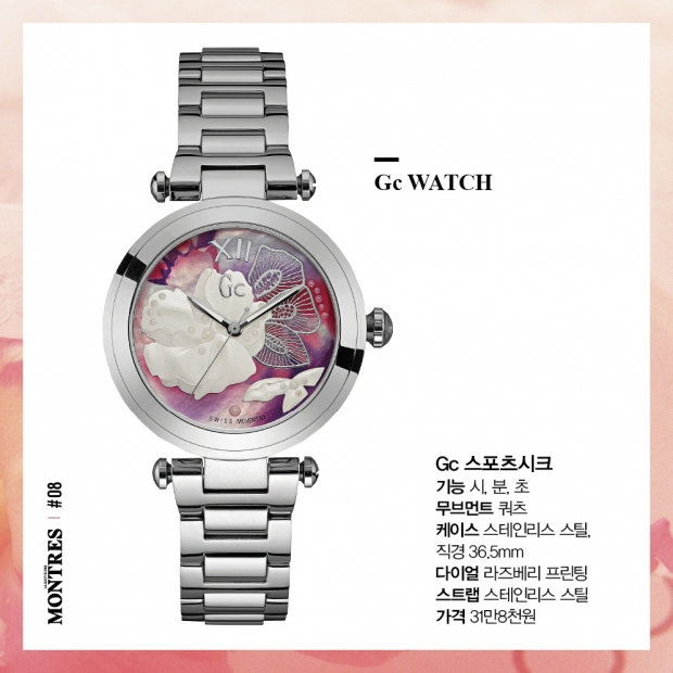 DAILY WATCH FOR WOMEN