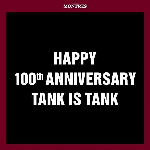 2017년 탄생 100주년을 맞은 까르띠에 '탱크'의 발자취