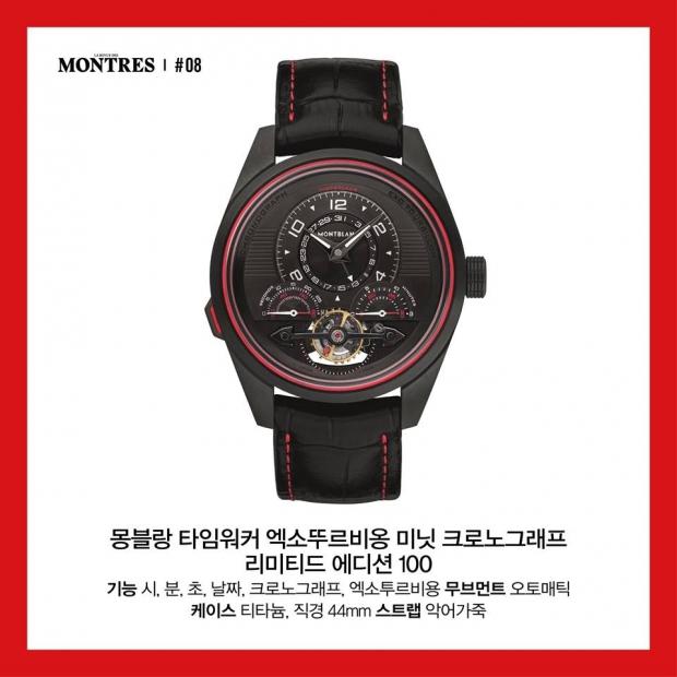 MONTBLANC TIMEWALKER COLLECTION