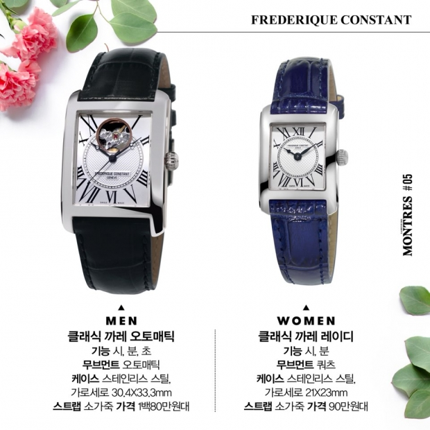 COUPLE WATCH for PARENTS