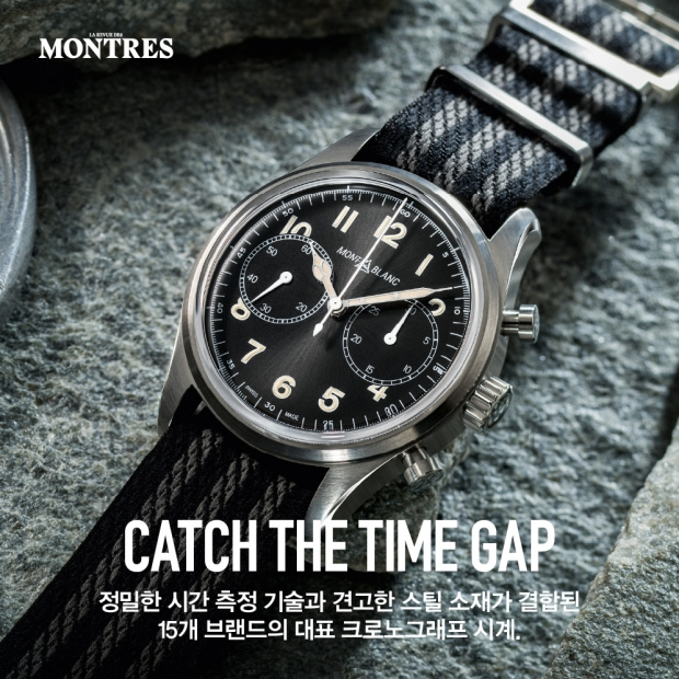 CATCH THE TIME GAP