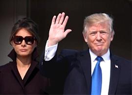 트럼프 美대통령, 1박2일 국빈 방한