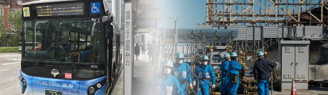 원전사고 이후 대전환, 수소경제로 가는 일본