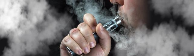 다시 불붙은 '전자담배 유해성 논란'
