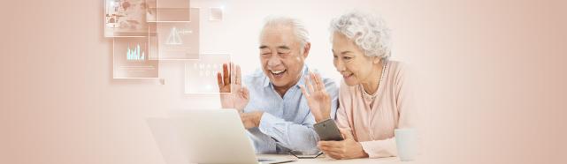 """""""IT에 빠진 노인들""""… 한국은 지금 '실버서퍼' 시대"""