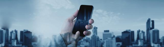 위기의 휴대폰 유통업