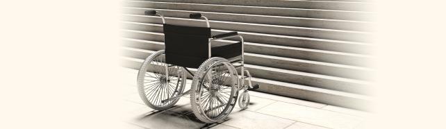 장애인, 다시 거리로