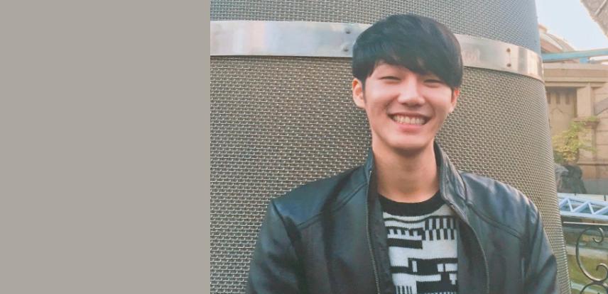 """'황승언 소개팅남' 황정우 화제…""""모델 꿈꾸는 의대생"""""""
