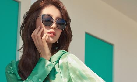 """레트로 입은 수지, 미리 보는 봄 패션…""""화사해"""""""