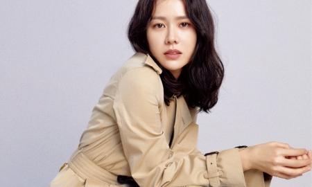 """손예진, 봄 트렌치코트 패션 """"화사해"""""""
