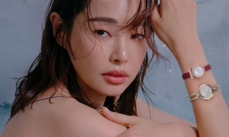이하늬, 시계 화보 공개…우아한 매력 '폭발'