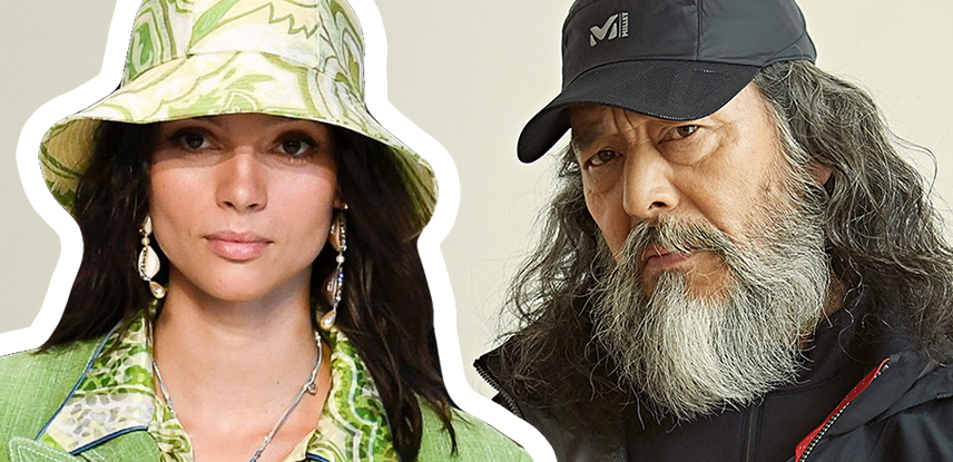 멋쟁이들의 봄 패션 '잇템'…신상 모자 6