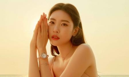 선미, 박신혜 이어 주얼리 브랜드 모델 발탁