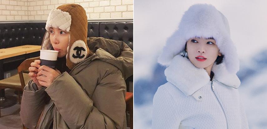 고소영·수지 Pick!…'군밤장수' 스타일이 뜬다