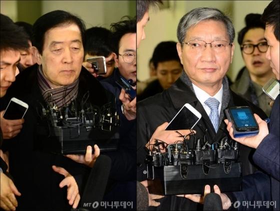 '삼성 핵심' 최지성·장충기 나란히 특검에…이재용 소환도 임박