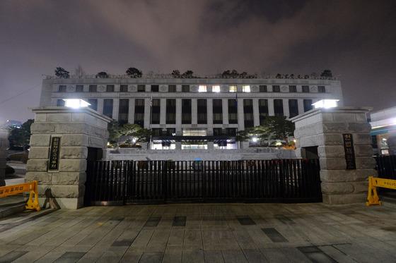 """""""통진당 심판 靑에 유출 안했다""""는 헌재…'부실조사' 논란"""