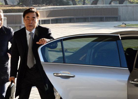 '협력사 뒷돈' 민영진 前 KT&G 사장 항소심도 무죄