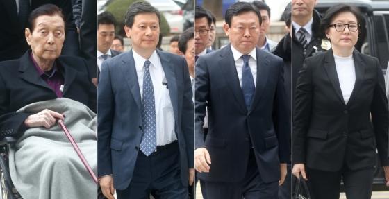 [영상+]'롯데 창립주' 신격호