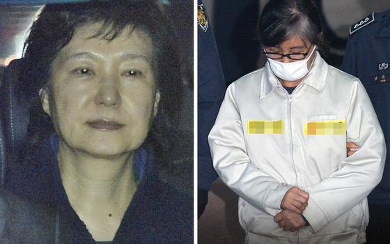 朴-崔 뇌물·직권남용 병합 심리…朴은 내달 2일 첫 재판