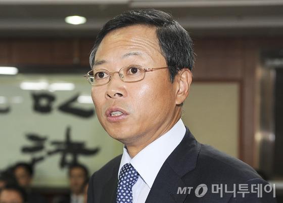 오세인 광주고검장 사의 표명…문무일 동기론 '처음'
