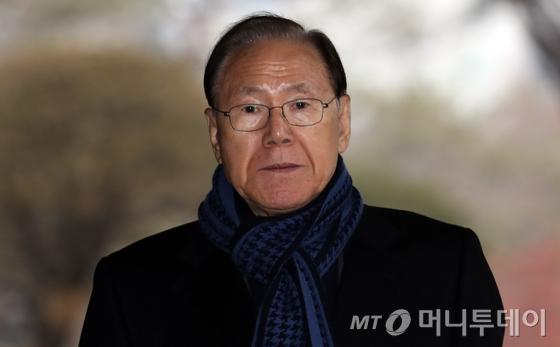檢 'MB 집사' 김백준前 총무기획관 구속영장