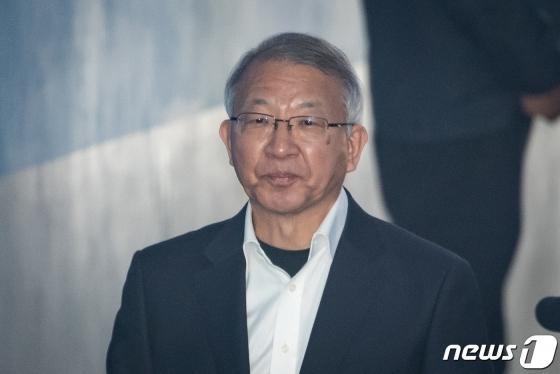 '사법농단' 양승태 전 대법원장 오늘 첫 재판