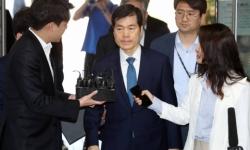 """'분식회계' 김태한 대표 영장 기각…법원 """"다툼 여지 있다""""(상보)"""