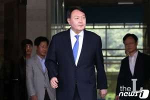 윤석열 신임 총장후보 , 청문회 주요 쟁점은
