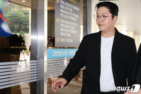 구하라, '폭행·협박' 前남친 재판 비공개 증인출석