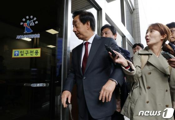 """'김성태 딸 채용청탁'…""""봉투 봤다"""" 또 증언(종합)"""