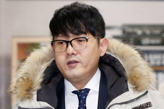 'MB아들 마약했다' 박헌영, 명예훼손 1심 실형
