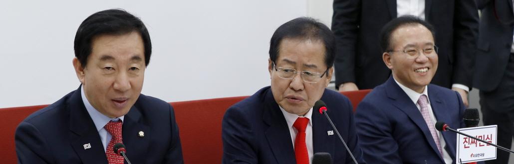 한국당, 서울시장 전략공천 시사에도 'NO'... 후보자 없어 고심
