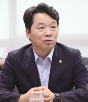 """김병관 더불어민주당 의원 """"짜증나지 않는 희망정치 할 것"""""""