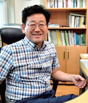 """노무현·문재인·김경수의 남자… 김정호 의원 """"여의도는 내가 지킨다"""""""
