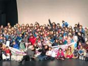 순천향대, 초등학생 '미디어 퍼포먼스극'으로 예술교육