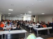 한국외식업중앙회, 제갈창균 중앙회장 초청 강연회
