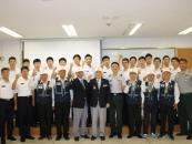 세종대 학군단, 6.25 한국전쟁 안보 강의